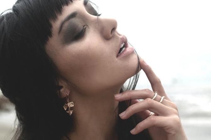 Model | Monique Blanchard @ Q Models Hair & Makeup | Gabriella Moreno Production | Jacob Valentin Photo Assistant | Daria Kobayashi-Ritch - ta_4web